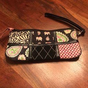 Vera Bradley wristlet/wallet